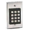 Single Door 1 Gang Keypad