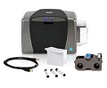 Fargo DTC-1250E 1 Side Printer Package