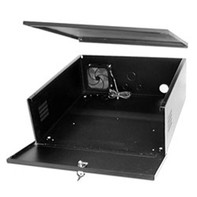 DVR Lock Box 21x21x8 with Fan