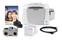 Fargo C50 1-Sided Photo ID System Solo