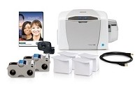 Fargo C50 1-Sided Photo ID System  Express