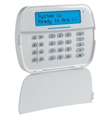 DSC Wireless Key Pad