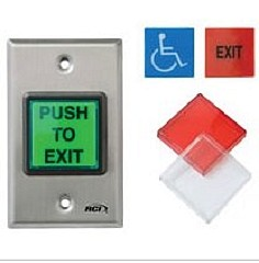 RCI Push to Exit Kit